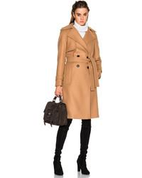 Proenza Schouler Long Double Breasted Coat