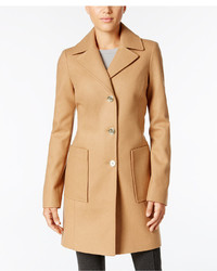 MICHAEL Michael Kors Michl Michl Kors Wool Blend Walker Coat