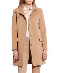Lauren Ralph Lauren Mockneck Collar Coat