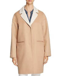 Kate Spade New York Oversized Double Face Coat