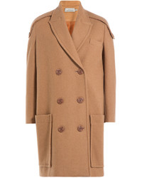 Preen Oversize Wool Coat