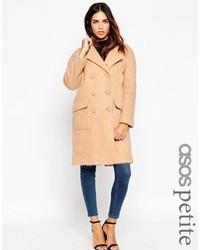 Asos Petite Cocoon Coat