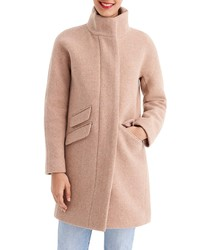 J.Crew Stadium Cloth Cocoon Coat