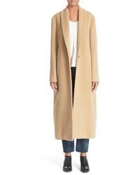 Alexander Wang T By Shawl Collar Virgin Wool Mohair Blend Coat
