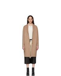 Acne Studios Tan Avalon Coat