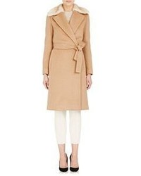 The Row Telmont Coat Nude