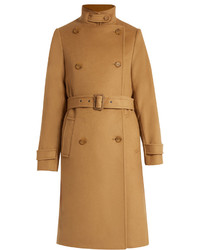 Vince Wool And Cashmere Blend Trench Coat