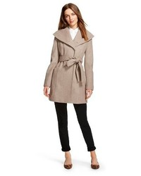 Merona Wool Blend Shawl Collar Coat Tm