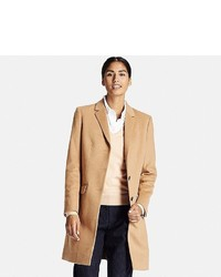 Uniqlo Wool Cashmere Chester Coat