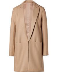 Theory Wool Elibeth Coat In Camel