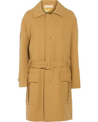 Marni Wool Trench Coat