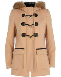 Camel Duffle Coats for Women | Women's Fashion