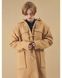 15 Fw Duffle Coat Beige