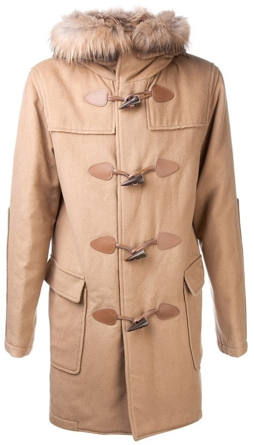 AR+ Ar Duffle Coat