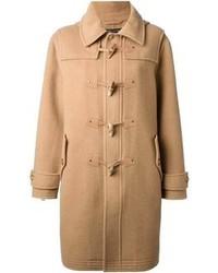 Ralph Lauren Black Oversized Duffle Coat