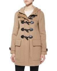 Burberry Brit Finsdale Toggle Hooded Coat