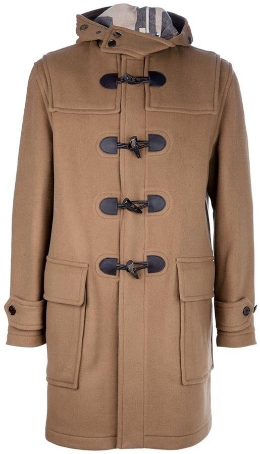 Burberry Brit Classic Duffle Coat