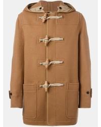 Burberry hooded duffle coat medium 855189