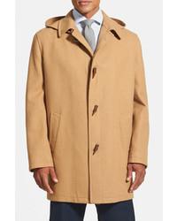 Cardinal Of Canada Wool Blend Duffle Coat