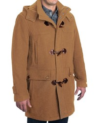 Cole Haan Duffle Coat Italian Wool Blend