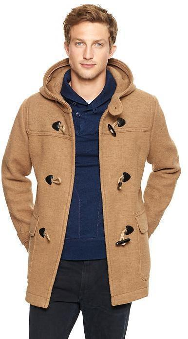 Gap Wool Duffle Jacket | Where to buy &amp how to wear