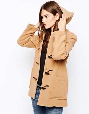 Gloverall Swing Duffle Coat | Where to buy & how to wear