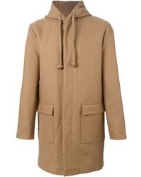 Harmony Paris Buttoned Duffle Coat