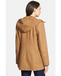 Pendleton Hooded Wool Blend Duffle Coat | Where to buy & how to wear