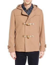 Marine melton duffle coat medium 1195352