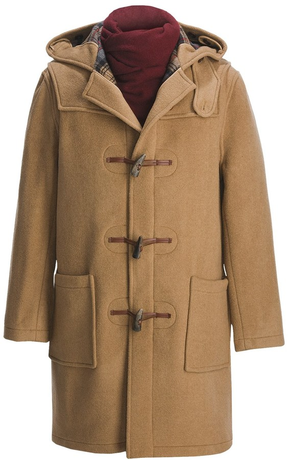 Montgomery By John Partridge Classic Duffle Coat | Where to buy ...