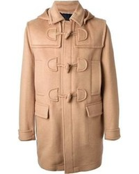 Valentino Toggle Fastening Duffle Coat