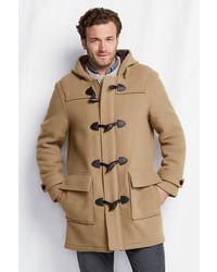 Lands' End Wool Duffle Coat