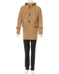 Sandro Wool Parka Coat