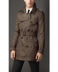 Men's Camel Overcoats by Burberry | Men's Fashion