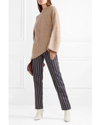 By Malene Birger Blinka Knitted Sweater Mushroom