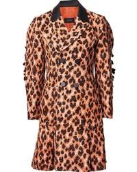 G.V.G.V. Leopard Pattern Coat