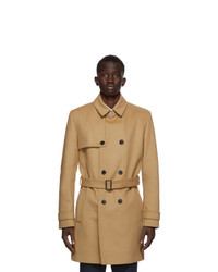 Hugo Beige Maluks Coat