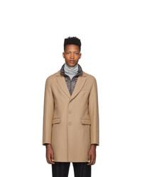Herno Beige Wool Coat