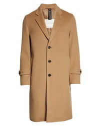 MACKINTOSH Birkhill Wool Cashmere Topcoat