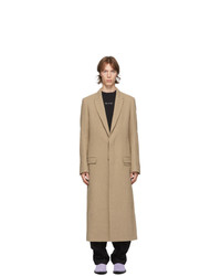 Haider Ackermann Brown Classic Coat