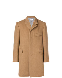 Thom Browne Buttoned Up Longsleeved Coat