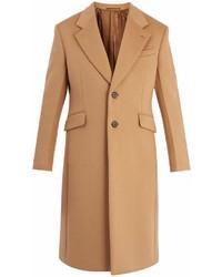 Prada Cashmere And Wool Blend Overcoat