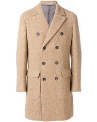 Brunello Cucinelli Classic Double Breasted Coat
