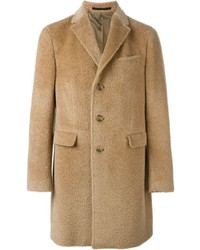 Ermenegildo Zegna Classic Single Breasted Coat