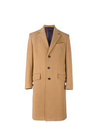 Vivienne Westwood Classic Single Breasted Coat Nude Neutrals