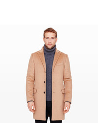 Club Monaco Camel Hair Topcoat