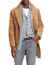 Brunello Cucinelli Corduroy Cotton Cashmere Top Coat