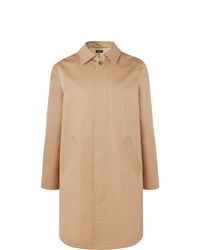 A.P.C. Cotton Twill Trench Coat