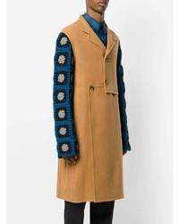 JW Anderson Crochet Detail Coat