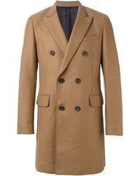 Paolo Pecora Double Breasted Coat